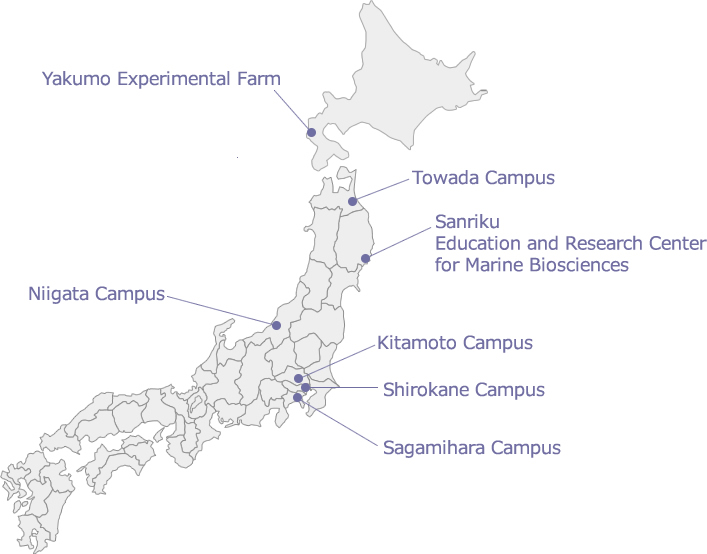 Campuses around the country