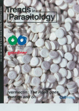 Trends in Parasitology の表紙